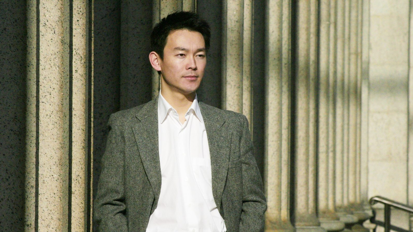 Chinese actor Ryan Jiang