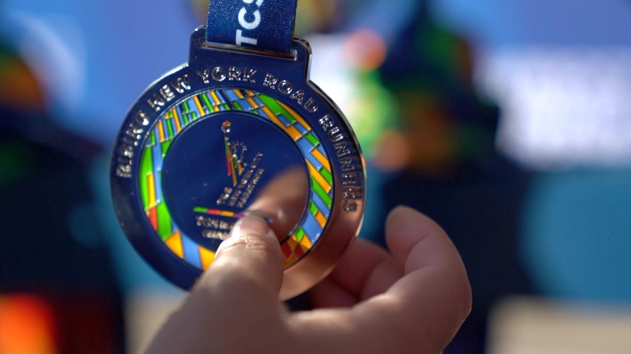 New York City Marathon Medal